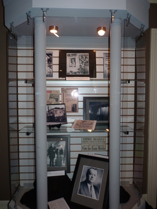 Artifact Display Cabinet
